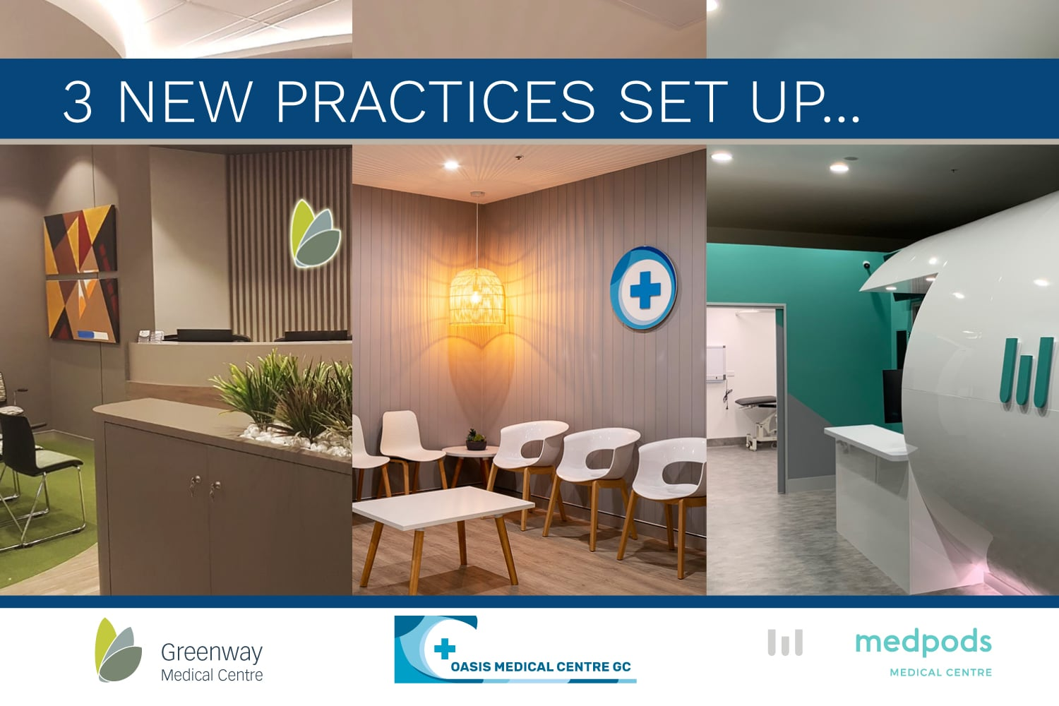 Medical Practice Setups – The Latest GP Medical Centres